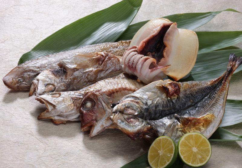 画像1: 尾道産地魚一夜干しセット (1)