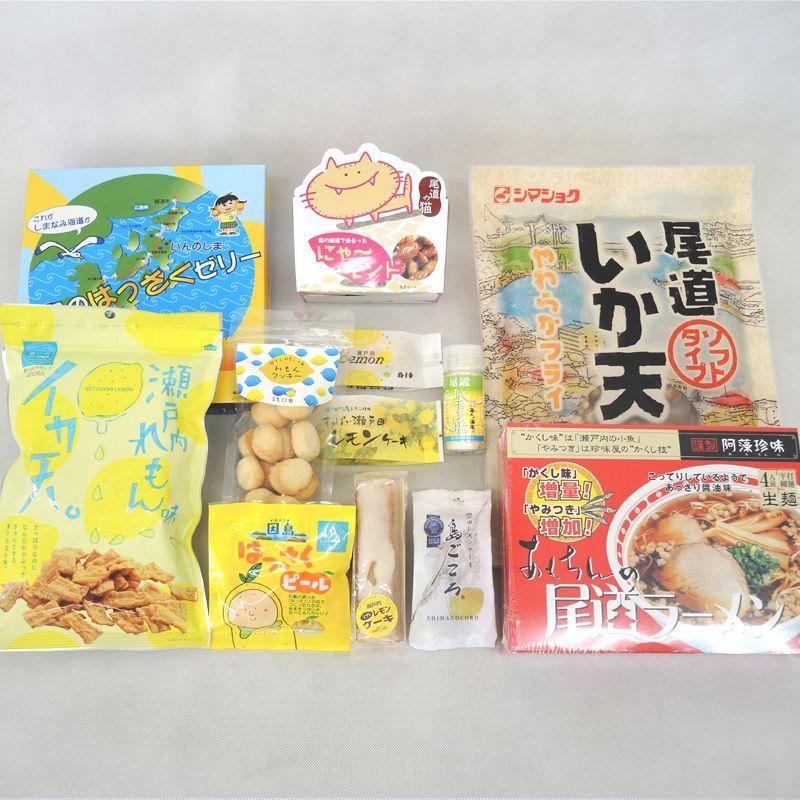 画像1: 尾道ギフトセット5000円 (1)